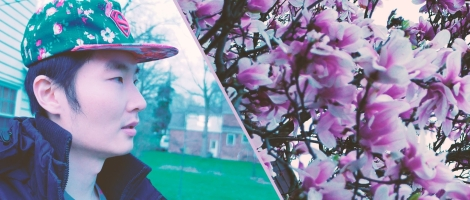 Los Angeles transplant Ultra Kwon witnesses Sakura Cherry Blossom Trees in Cleveland, OHIO | Spring